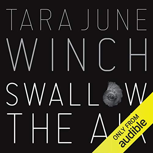 Swallow the Air audiobook cover art