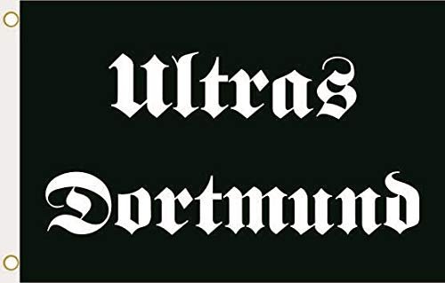 U24 Flagge Fahne Ultras Dortmund 90 x 150 cm