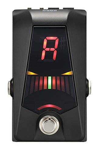 3. Korg Pitchblack Advance Guitar Tuner