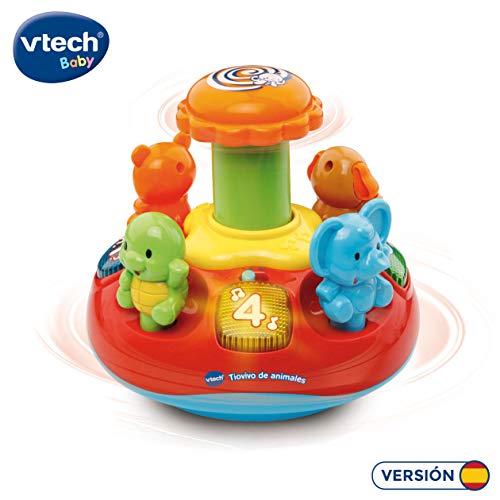 VTech- Divertido girador Interactivo. (3480-186322)