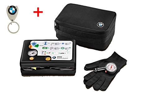 BMW Mobility Set Reifenpannenset Pannenset Kompressor 71102333674 + Einkaufschip