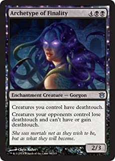 Magic: the Gathering Archetype of Finality (58/165) - Born of the Gods