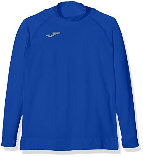Joma Brama Classic - Camiseta térmica de manga larga para niños, color azul royal, talla 8-10 años