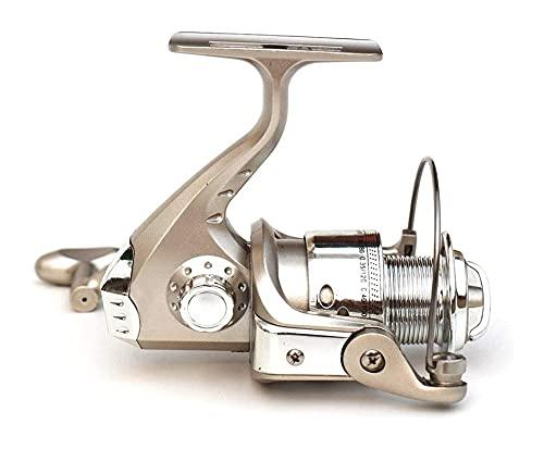 LQJin Carrete de Pesca 6BB Coil DE BOBILLA Equipo DE Pesca DE Pesca DE Pesca DE Pesca for Pesca (Color : 5000 Series)