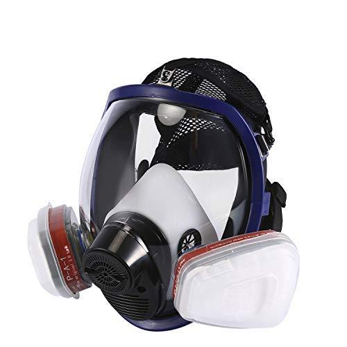 ENJOHOS Mascarilla cubierta facial Face Cover Equipos e indumentaria de seguridad