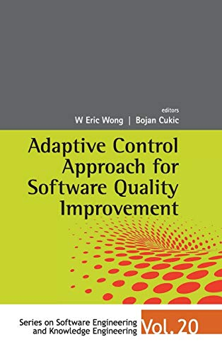 Adaptive Control Approach for Software Quality Improvement PDF Books