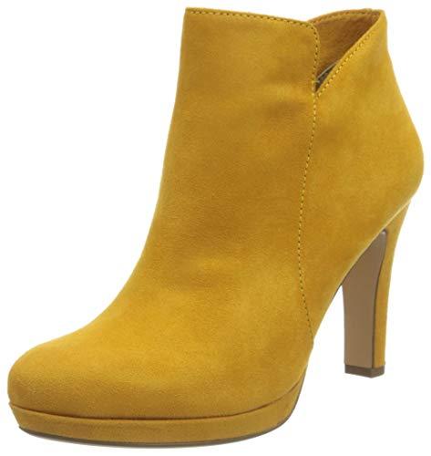 Tamaris Damen 1-1-25316-25 Stiefelette, gelb, 38 EU