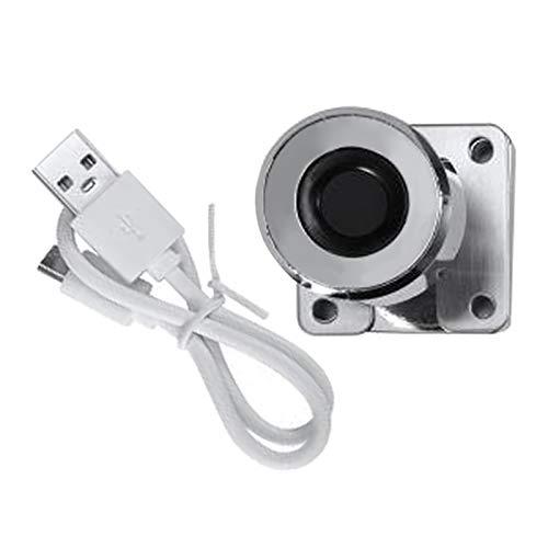 MERIGLARE Caja de Seguridad con Cerradura Sin Llave con Cerradura con Huella Dactilar para Cajón Inteligente