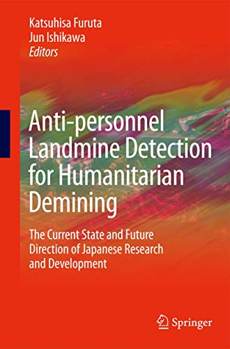 Anti-personnel Landmine Detection for Humanitarian Demining: The Current Situation and Future Direction for Japanese Research and Development