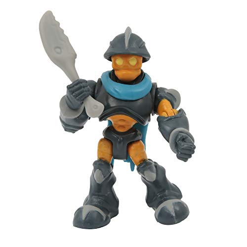 Giochi Preziosi- Gormiti Cryptus Personaggio Articolato con Token, Multicolore, 8 cm, GRM23200