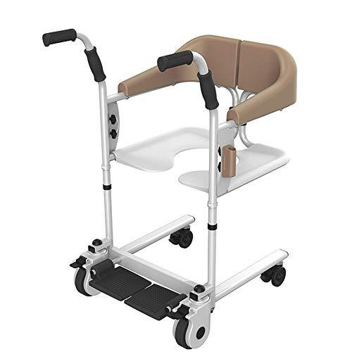 Evav-YWJ Übertragungshilfe, Rollstühle Transfer zum Lösen Der unbequemen älteren und behinderte Menschen Vom Rollstuhl zu Sofas, Betten, Toiletten, Sitze, Krankenhäusern und Home Care