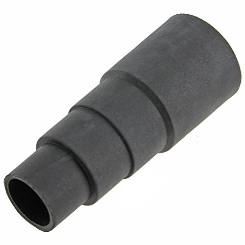 SPARES2GO Universal Vacuum Cleaner Power Tool/Sander Dust Extraction Hose Adaptor (26mm, 32mm, 35mm, 38mm)