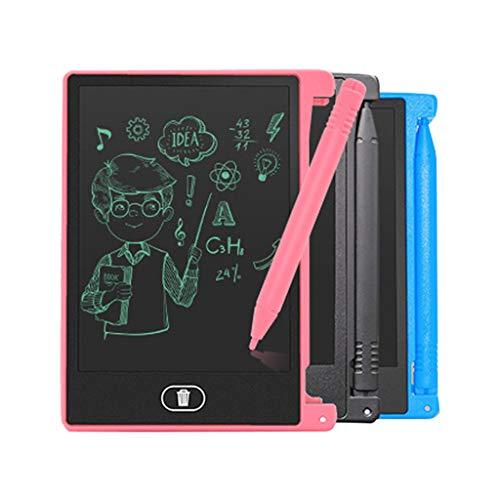4.4 Pulgadas Tablets de Escritura con Pantalla de Color LCD, Botón de Bloqueo, Portátil Tableta de Dibujo para Niños, Pizarra magnetica Infantil Clase Drawing Tablet, Casa