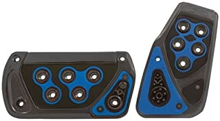 Gas Pedal, Universal Automatic Clutch Pedal Pad Set(Blue) for Mercedes Toyota Vw