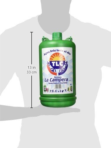 LA CAMPERA Botellas de agua