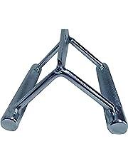 Steely-Sports handgrepen fitnesstoren en kabeltrekkracht – roer/parallelle handgreep in studiokwaliteit
