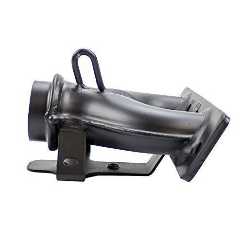 Polaris 1262045-489 Powder Black Exhaust Manifold QTY 1