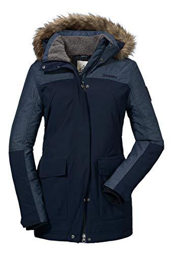 Schöffel Damen Tingri 1 Insulated Jacke, Navy Blazer, 44