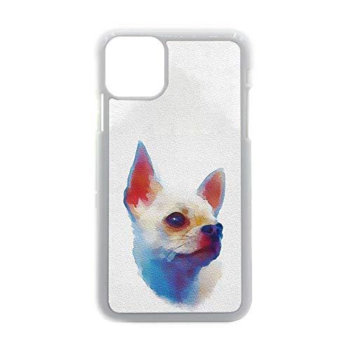 Teléfono Conchas Duro Plástico Rígido Usar como Samsung S20Plus para Hombre con Chihuahua 6 Abstracto Choose Design 104-5
