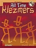 ALL TIME KLEZMERS SAXOPHONE ALTO - RECUEIL + CD