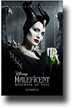 Amazon Com Maleficent Poster