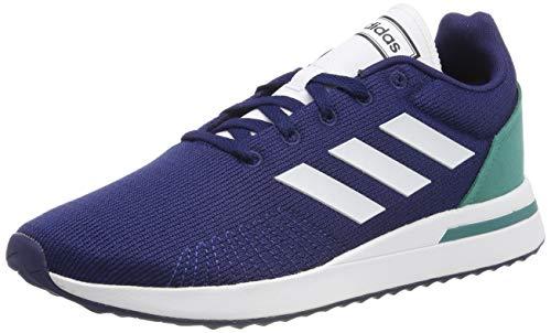 adidas Run70S, Zapatillas de Running para Hombre, Azul (Dark