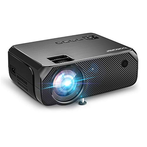 Proyector WiFi BOMAKER Mini Projector...