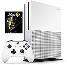 Xbox One S 500GB - Fallout 76 Bundle