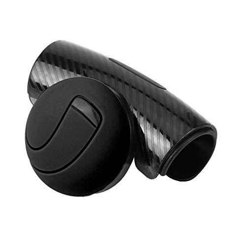 Wheel Booster/Universal Auto Lenkradknopf Leistungshandgriff-Kugelrad Booster (Black)