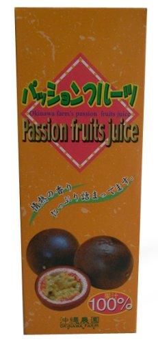 パッションフルーツ果汁100% 360ml