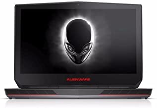 Alienware 15 4K UHD Touchscreen Gaming Laptop Intel Skylake Core i7-6700HQ 16GB DDR4 Memory 256GB SSD + 1TB HDD NVIDIA GeForce GTX 970M Klipsch Audio USB 3.0 Type-C Windows 10 (Renewed)