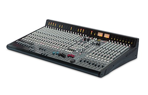 Allen & Heath AH-GS2-R24M 24-Channel Studio Recording Mixer and DAW Control with Motorized Faders