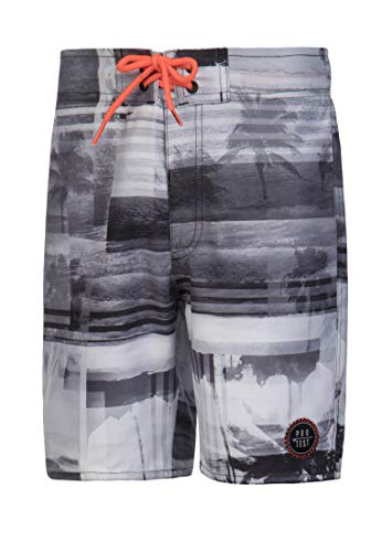 Protest Wave JR Jungs Beachshort True Black 176