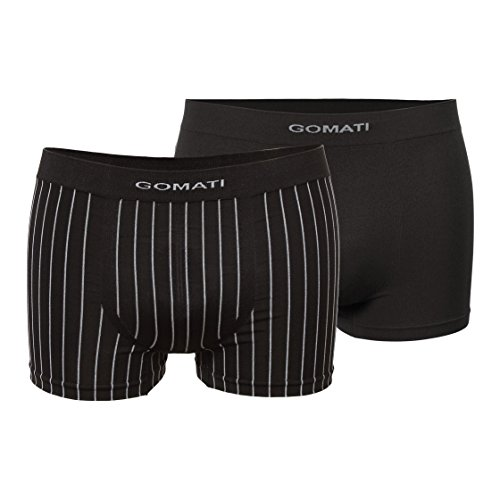 Gomati 2er Pack Seamless Pants schwarz-L/XL