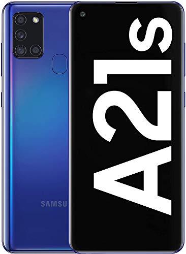 Samsung Galaxy A21s WHITE Smartphone