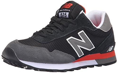 New Balance 515v1 - Zapatillas Deportivas para Hombre, Color Negro, Talla 38 EU