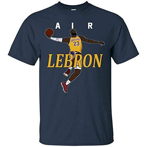 Lebron James T-shirt Lakers Los Angeles Lakers