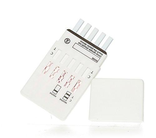 Drogentest Schnelltest Multi 10A 2 Testkassetten (Versandzeit 1 Werktag) Haltbar bis 2022-01