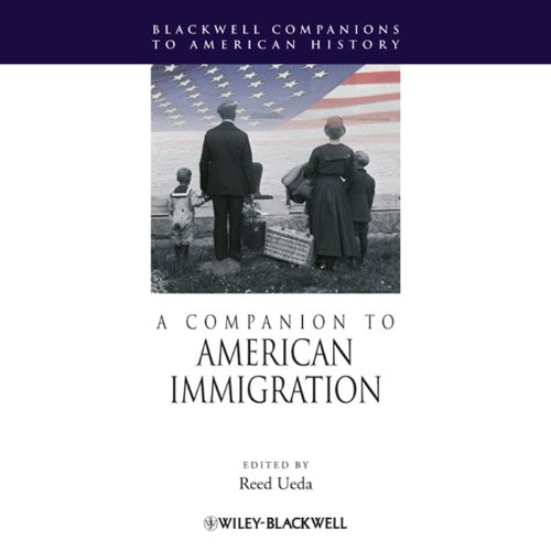 A Companion to American Immigration audiobook cover art