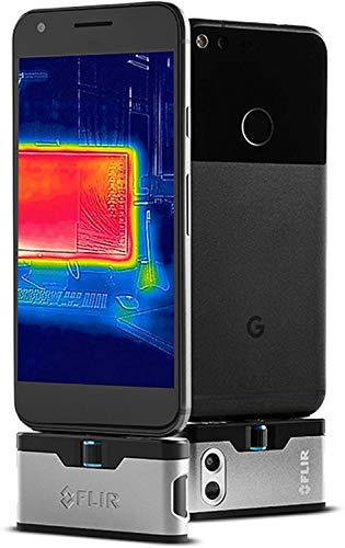 FLIR One Wärmebildkamera für iOS-Geräte Version 3, Silver