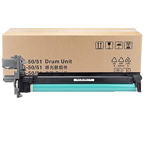 WBZD NPG-51 - Tamburo di ricambio per stampanti laser Canon iR2535i 2545 iR2520i 2525i 2530 NPG-NPG51, 50000Pages