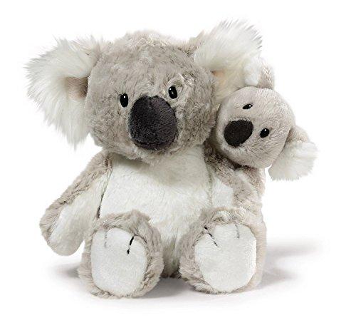 NICI 40509.0 - Wild Friends Koala Pärchen, groß 20 cm, klein 12 cm