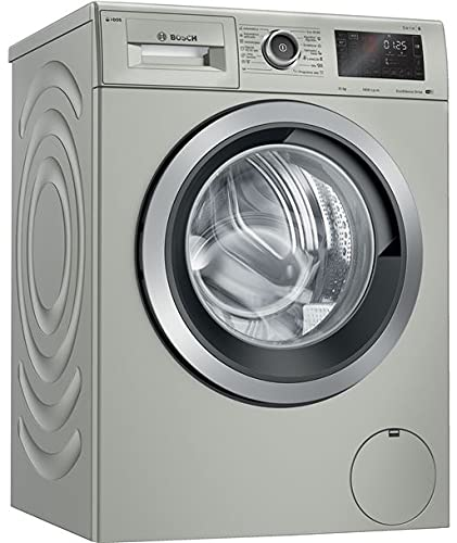 Lavadora Bosch WAL28PHXES 10KG. 1400RPM. INOX.ANTIH. AUTODOSIFICACION, I-Dos, Home Connect, Display TACTIL, Clase C