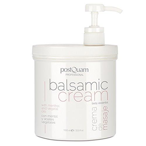 Postquam - Balsamic Cream | Crema de Masaje con Efecto Balsámico - 1000 ml