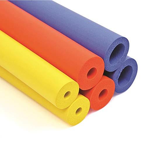 Ableware - Tubo de espuma de célula cerrada, Universal, Colores brillantes, variados, 1