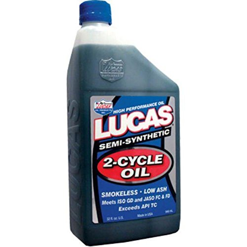 Lucas Oil 10120 2-Cycle Oil - 16 oz.