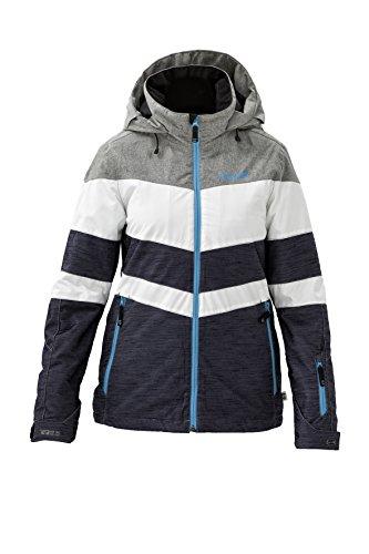 Rehall Damen Jacke Doriss Snowjacket, Denim, L