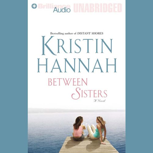 Between Sisters audiobook cover art
