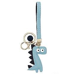 1. MUAMAX Dinosaur Key Chain