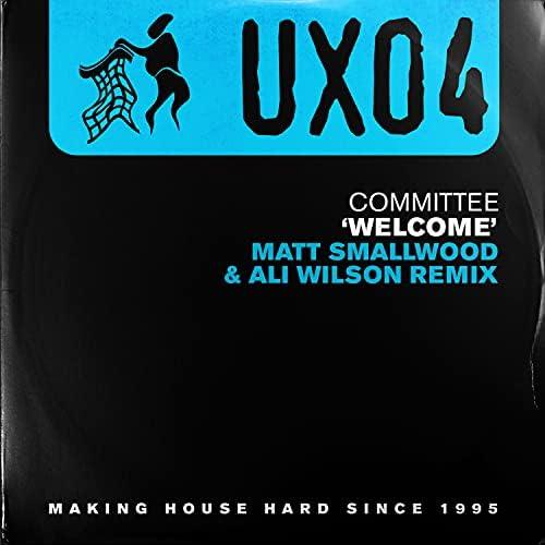 The Committee, Ali Wilson & Matt Smallwood